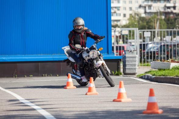 Permis moto Garches